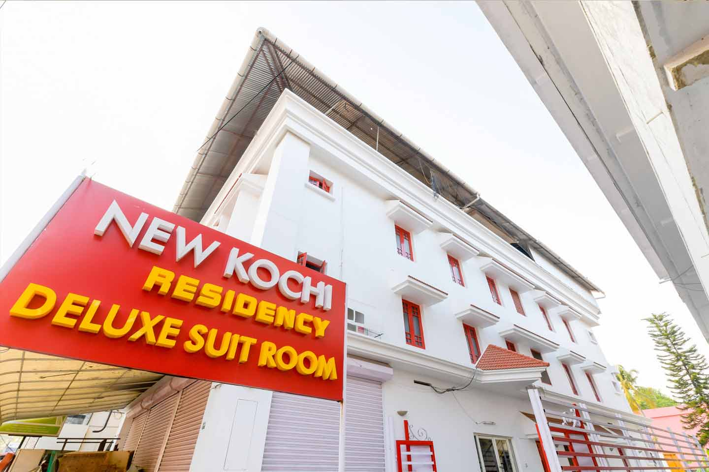 OYO 24433 New Kochi Residency -1